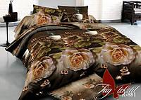 Полуторный комплект постельного белья ранфорс R881 ТM TAG
