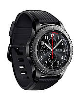 Смарт-часы Samsung R760 S3 Frontier  Black
