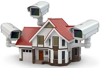 Сигнализации и видеонаблюдение, все для безопасности дома.