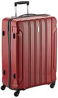 Пластиковый большой чемодан на 112 л, на 4-х колесах Travelite Colosso L TL071249-10, красный