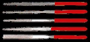Набор надфилей алмазных TOPEX 06A000 (5 шт)