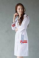 Халат медицинский женский Ирида