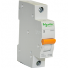 Автоматический выключатель Schneider Electric ВА63 1П, 20A, C (11204)