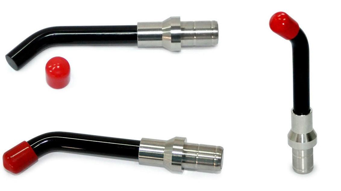 Световод к фотополимерной лампе с металической втулкой 10 x15 мм, диаметр 8 мм