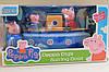 Игровой набор кораблик Свинка Пеппа/peppa Pig №912 4 фигурки в комплекте
