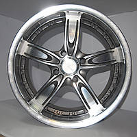 Диски колёсные Amati 7525  GMFP R 15 4*100