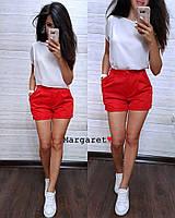 Комплект блуза и шортики Новинки 2017