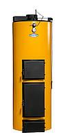 Твердотопливный котел длительного горения Буран 10 кВт (Украина)
