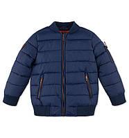 Синяя куртка на мальчика от С&A Германия Размер 116