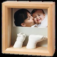 Набор для создания скульптур ручки и ножки малыша Baby Art Фотоскульптор натуральный