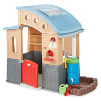 Будиночок Little Tikes Go Green Playhouse 640216