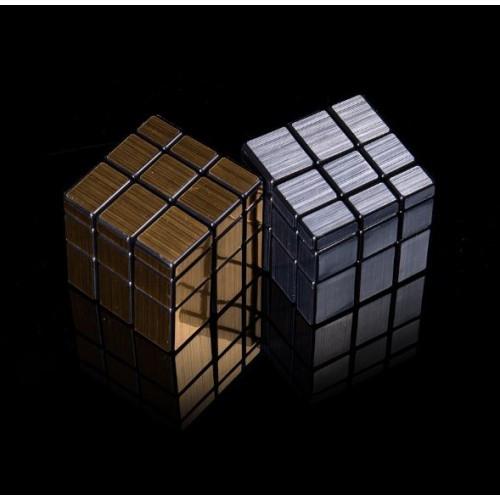 Кубик Рубика Fidget зеркало пластик