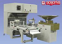 Линия для производства батонов, формового хлеба и багетов с производительностью 1300 шт./час