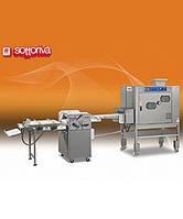 Мини линия для производства мелкоштучных булочных изделий мод. MINI MEC /C40