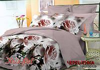 Семейный набор 3D постельного белья из Полиэстера №853129 KRISPOL™