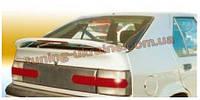Спойлер со стопом под покраску на Renault 19 1989-1997 хэтчбек