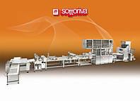 Автоматическая линия для производства круглого, штампованого хлеба и мини-багет мод. Super flex
