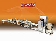Автоматическая линия для производства круглого, штампованого хлеба и мини-багет мод. Flex