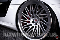 Audi R8 на дисках Vossen LC105T