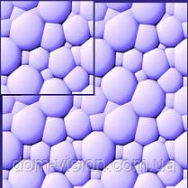 3D панель из гипса (Пузыри), фото 3