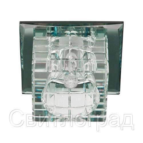 Встраиваемый светильник Feron JD106 прозрачный прозрачный 28248