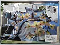 Постель 9D (букет цветов)