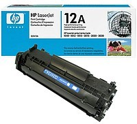 Восстановление картриджа Q2612A (№12A) принтера HP 1010/1012/1015/1018/1020/1022,3030/3080