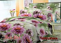 Семейный набор 3D постельного белья из Полиэстера №853448 KRISPOL™