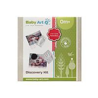 Набор для создания отпечатка ручки или ножки малыша Baby Art Дискавери Кит