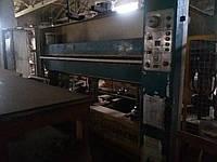 Пресс однопролетный МН 3248Х100.1 ( горячий пресс)