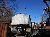 Перевозка гаража, фото 1