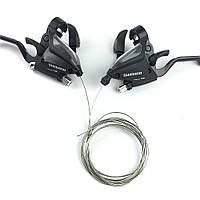 Моноблок SHIMANO ST-EF-500 3/8