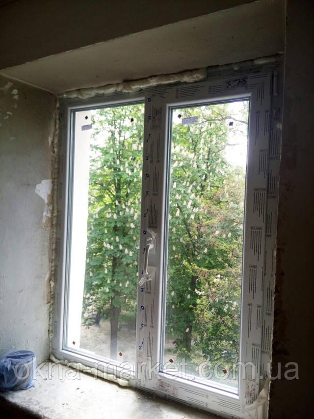 Пластиковые окна Decco 71 в Киеве