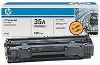 Восстановление картриджа CB435A (№35А) принтера HP LASERJET P1005/ P1006