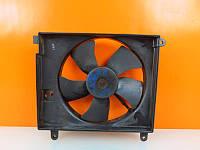 Вентилятор осн радиатора комплект D300 5 лопастей 2 пина 2.0 16V dae Daewoo Leganza 1997-2003