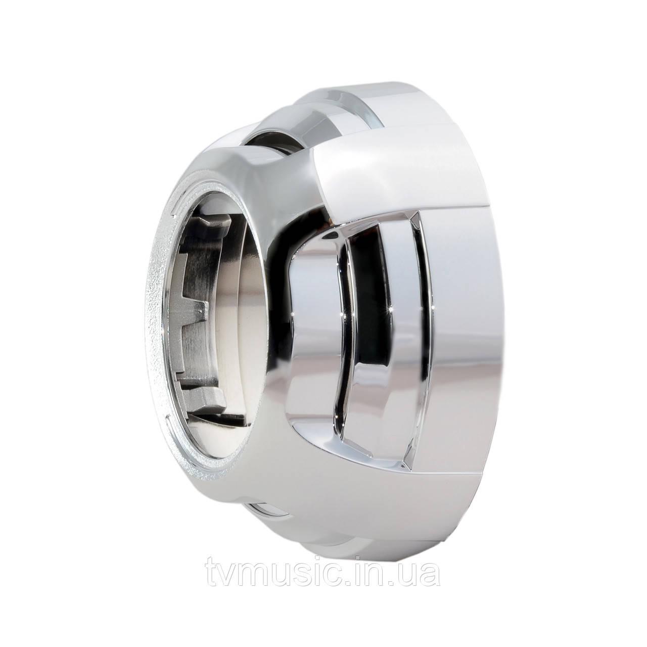 """Маска для биксеноновой линзы Cyclon S-24 (2.5"""", 3.0"""")"""
