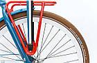 Велосипед Montego Nostalgic 28 Nexus 3 Blue Голландія, фото 3