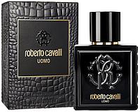 ROBERTO CAVALLI UOMO EDT 60 ml  туалетная вода мужская (оригинал подлинник  Италия)