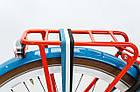 Велосипед Montego Nostalgic 28 Nexus 3 Blue Голландія, фото 5