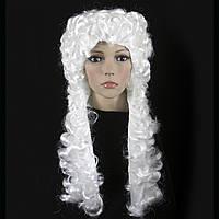Парик Судьи (белый)