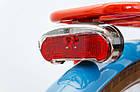 Велосипед Montego Nostalgic 28 Nexus 3 Blue Голландія, фото 6