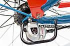 Велосипед Montego Nostalgic 28 Nexus 3 Blue Голландія, фото 7