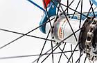 Велосипед Montego Nostalgic 28 Nexus 3 Blue Голландія, фото 8