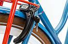 Велосипед Montego Nostalgic 28 Nexus 3 Blue Голландія, фото 9