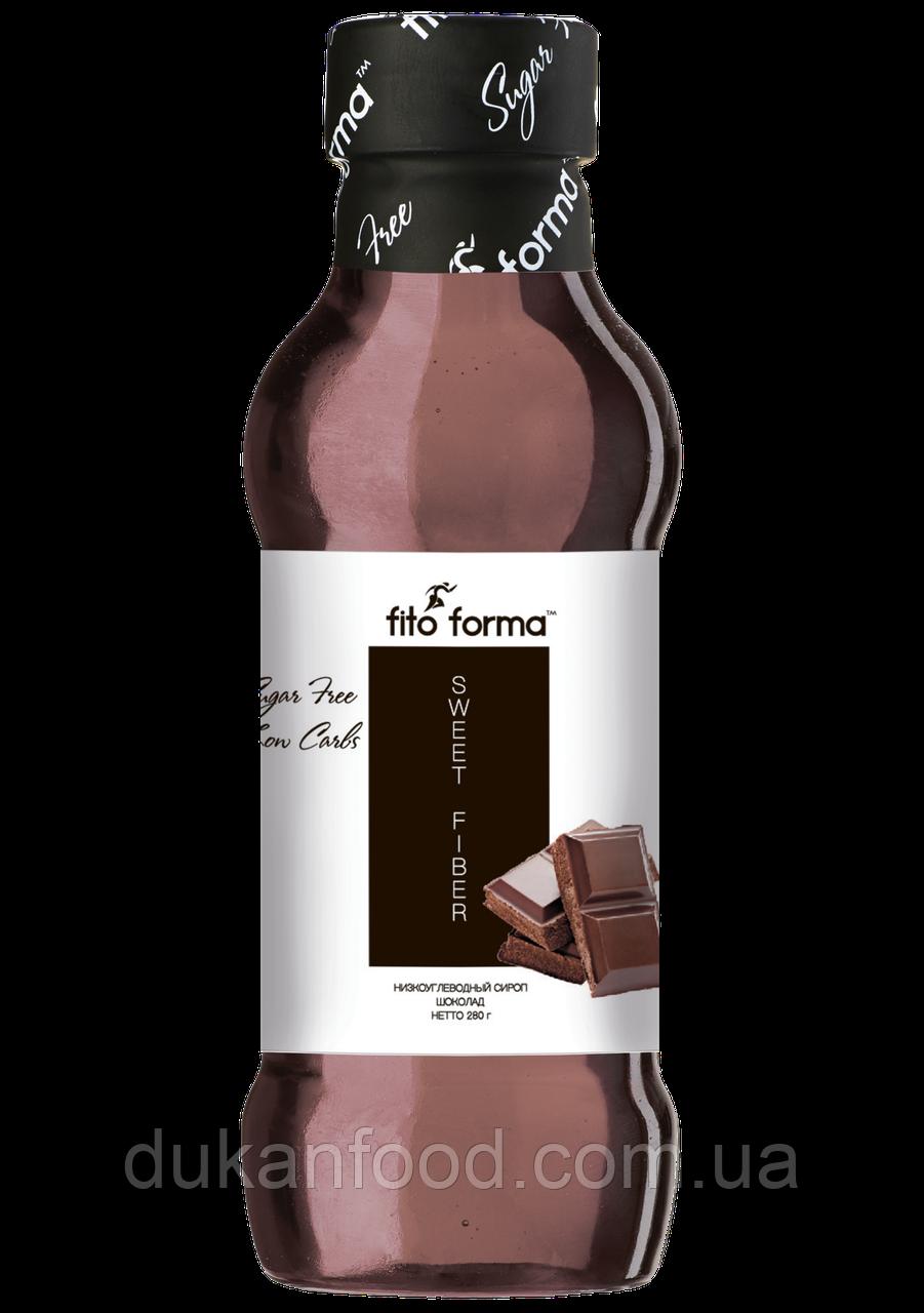 """Сироп без сахара """"Шоколад"""" Fito Forma"""