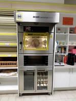 Пароконвектоматы и конвекционные печи Miwe