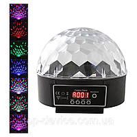 Многофункциональная светодиодная колонка дистанционного управления со спикером Magic Ball Light, фото 1
