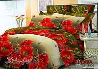 Семейный набор 3D постельного белья из Полиэстера №8511939 KRISPOL™