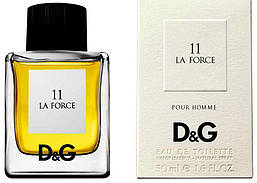D&G 11 La Force 50ml