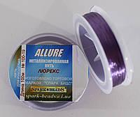 Люрекс Аллюр  № 19. Фиолетовый 100 м, фото 1
